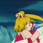 Sailor Moon episode 45 - Sailor Moon mourns the death of her friends and is touched by the ghost of Sailor Jupiter
