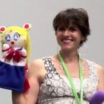 Terri Hawkes - the voice of Sailor Moon