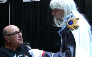 John Stocker interview at Fan Expo 2012