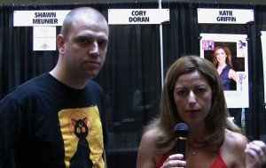 Interview with Katie Griffin, voice of Sailor Mars at Fan Expo