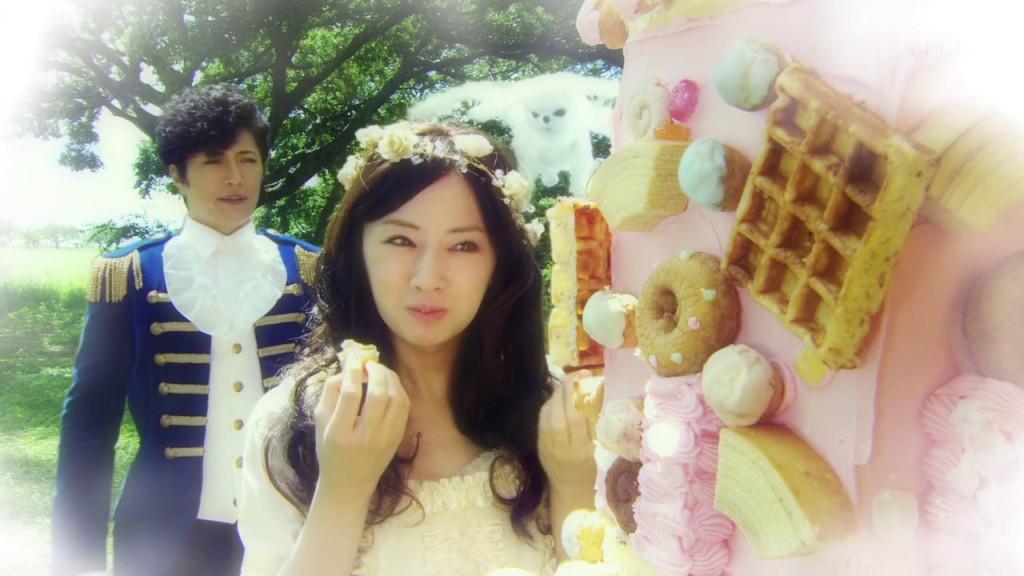 Keiko Kitagawa and gackt