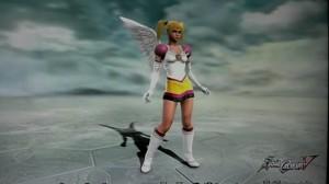 Eternal Sailor Moon in Soul Calibur V