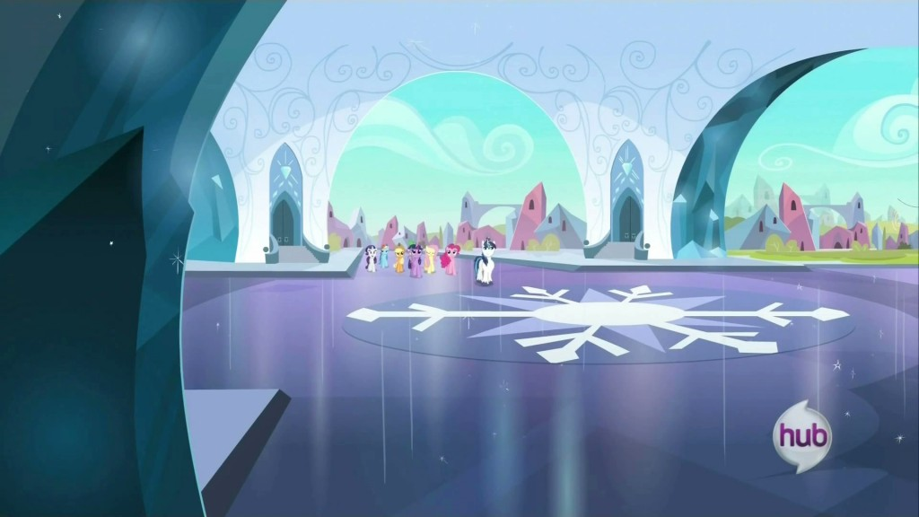 My Little Pony - Central chamber