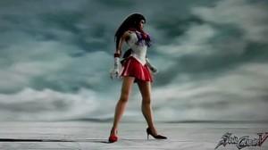 Sailor Mars in Soul Calibur V