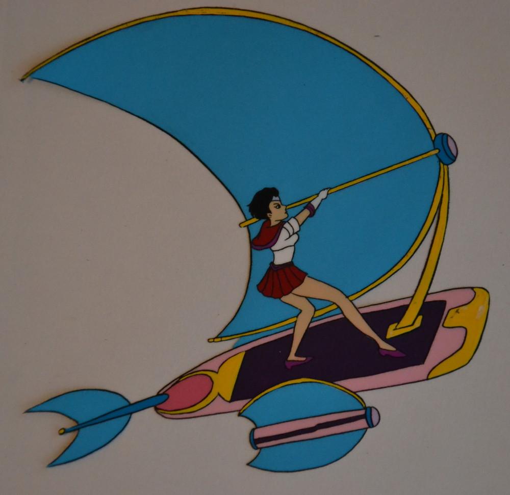 sailor_mars_on_her_sky_flyer