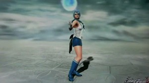 Sailor Mercury in Soul Calibur V