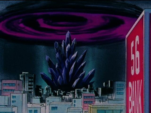 Sailor Moon - Evil Black Crystal