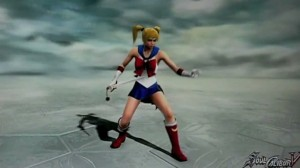 Sailor Moon in Soul Calibur V