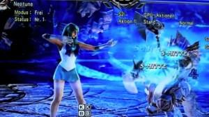 Sailor Neptune in Soul Calibur V