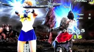Sailor Uranus in Soul Calibur V