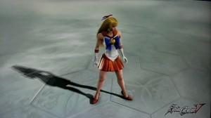 Sailor Venus in Soul Calibur V