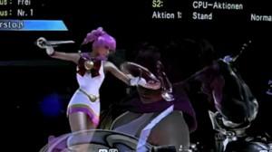 Super Sailor Chibi Moon in Soul Calibur V