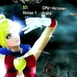 Super Sailor Moon in Soul Calibur V