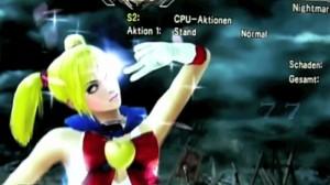 Super Sailor Moon in Soul Calibur V