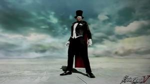 Tuxedo Mask in Soul Calibur V