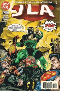 Justice League of America issue 27