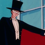 Sailor Moon episode 1 - Tuxedo Mask