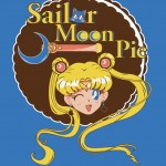Sailor Moon Pie shirt at ShirtPunch