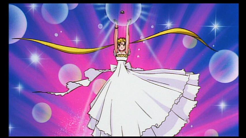 Sailor Moon R movie - Princess Serenity