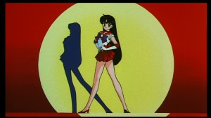 Sailor Moon R movie - Sailor Mars