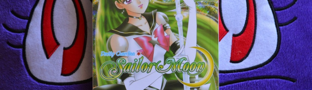 English Sailor Moon manga vol. 9 - Sailor Pluto