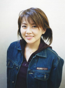 Chieko Honda, voice of Tellu
