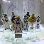 New Sailor Moon S figures from ACG Comic Expo