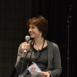 Terri Hawkes: Sailor Moon - Panel at G-Anime 2013