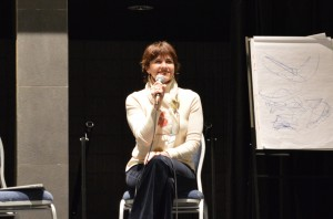 Terri Hawkes: Acting, Writing and Directing as a Professional Panel at G-Anime 2013