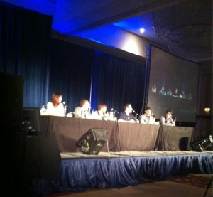 Toonami Panel at MomoCon 2013
