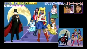 Momoiro Clover Z - Sailor Moon S intro - Group Shot
