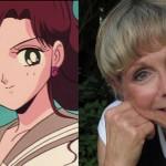 Sailor Jupiter - Susan Roman