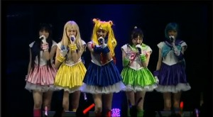 Sailor Moon 20th Anniversary Live Show - Momoiro Clover Z