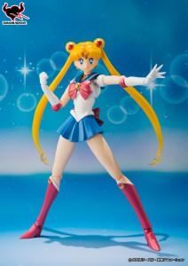 Sailor Moon S. H. Figuarts Figure by Bandai