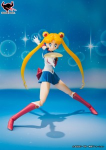 Sailor Moon S. H. Figuarts figure by Bandai - Moon Tiara Action