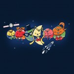 Sailor Planets shirt at ShirtPunch