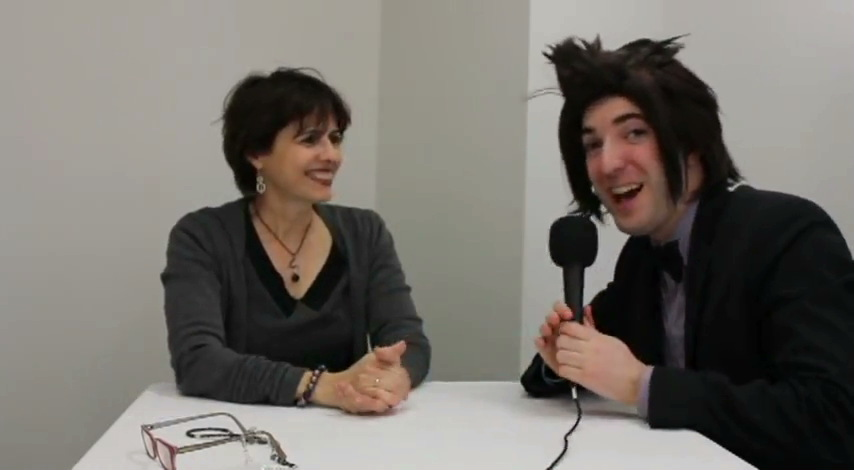 Luduc versus le doublage - Interview with Terri Hawkes at G-Anime 2013