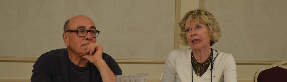 Memories of the 80s panel from Anime North 2013 featuring John Stocker and Susan Roman