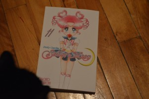 Sailor Moon Manga Vol. 11 cover Sailor Chibi Chibi