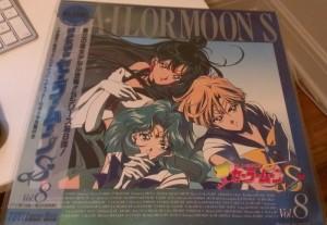 Sailor Moon S LaserDisc vol. 8