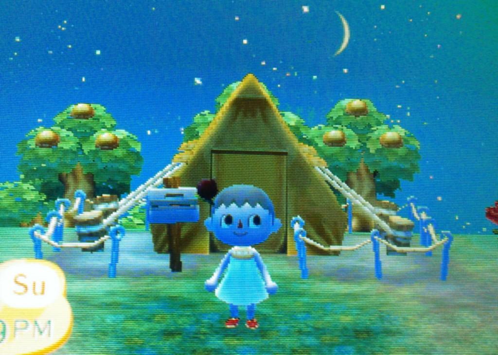 Animal Crossing: New Leaf - Palatial Tank Dress - Princess Serenity's dress