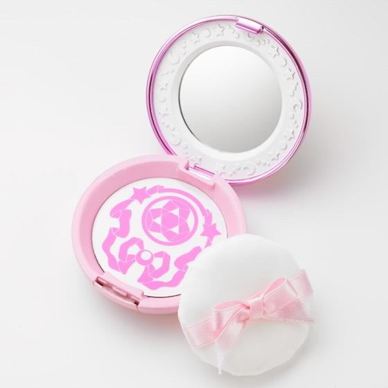 Bandai's Sailor Moon Crystal Star Brooch - Make Up Powder