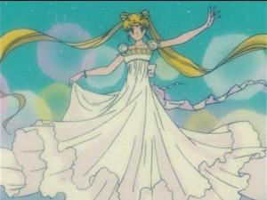 Princess Serenity's Dress