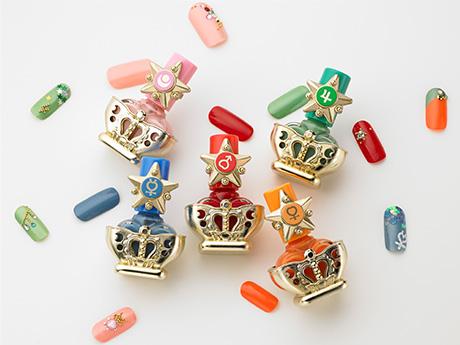 Sailor Mono nail polish
