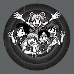 The Silver Age Scouts - Sailor Moon/Looney Tunes t-shirt - ShirtPunch