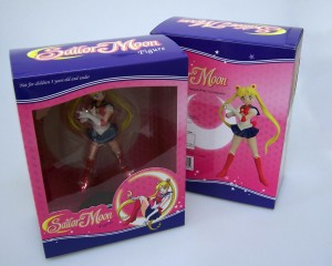 GE Animation's new Sailor Moon figure