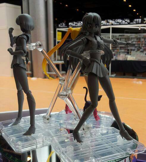 Sailor Mars S. H. Figuarts figure from Bandai