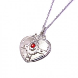 Sailor Moon Cosmic Heart Compact Necklace from Bandai