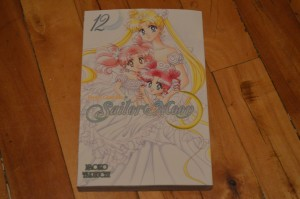 Sailor Moon manga vol. 12 - Cover