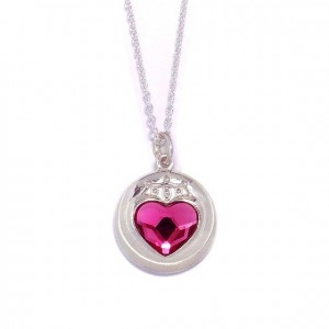Sailor Chibi Moon's Prism Heart Necklace from Bandai